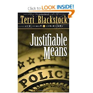 """Justifiable Means"" by Terri Blackstock :Book Review"