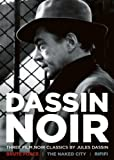 Dassin Noir: Three Film Noir Classics by Jules Dassin [DVD] noir 