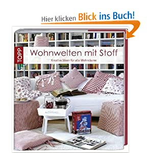 wohnwelten mit stoff kreative n hideen f r alle wohnr ume. Black Bedroom Furniture Sets. Home Design Ideas