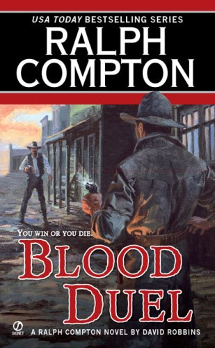 Image for Ralph Compton Blood Duel (Ralph Compton Western Series)