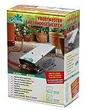 Bio Green Gasheizung Frostwächter Mini 800 W, Silber
