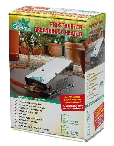 Bio Green MI800 Frostwächter / Gewächshausheizung