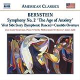 バーンスタイン:交響曲第2番「不安の時代」/序曲「キャンディード」