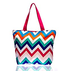 Waanii Women's Handbag (Pink) - WNI901