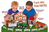Chad Valley Farm Playset