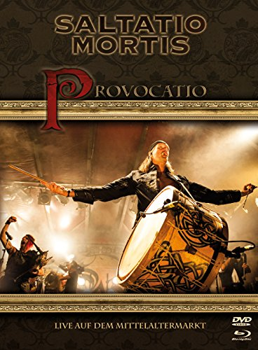 Saltatio Mortis - Provocatio (+2DVD)