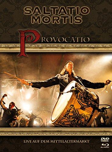 Saltatio Mortis - Provocatio(+2DVD)