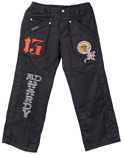 Ed Hardy Kids Big Boys' Patch Pants - Black - 14