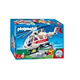Playmobil 4222 Medical Copterby Playmobil