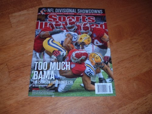 Sports Illustrated: Too Much 'Bama (NFL Divisional Showdowns, January 16, 2012) PDF