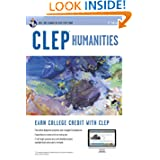 CLEP Humanities Book + Online (CLEP Test Preparation)