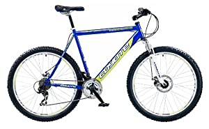 "Coyote Blue Ridge 22"" Gents Hardtail Mountain Bike"