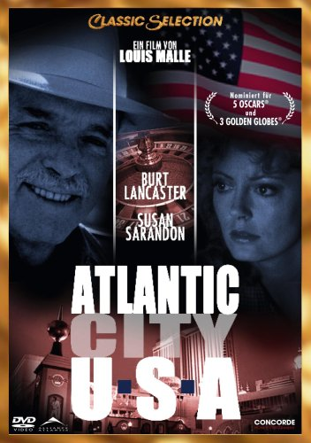 Atlantic City USA [Alemania] [DVD]