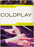 echange, troc Coldplay - Coldplay : Really easy piano