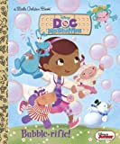 Bubble-rific! (Disney Junior: Doc McStuffins) (Little Golden Book)