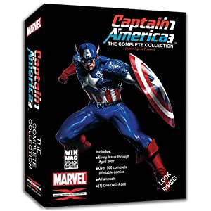 Captain America the Complete Comic Collection