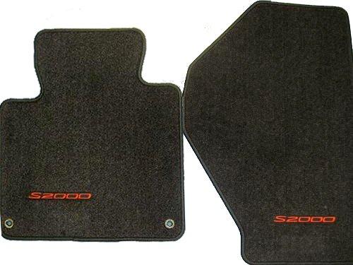 Special Price Genuine Oem Honda Carpet Floor Mats Set Black Red Letters
