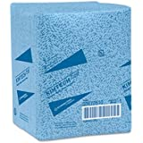 Kimberly-Clark 33560 KIMTECH PREP KIMTEX Wipers, 1/4-Fold, 12 1/2 x 13, Blue, 66/Box, 8/Carton