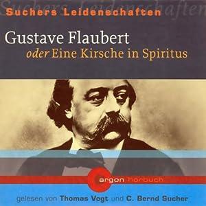 Gustave Flaubert oder Eine Kirsche in Spiritus (Suchers Leidenschaften) Hörbuch