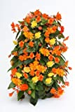Flower Tower Freestanding Planter, 3-Feet Outdoor, Home, Garden, Supply, Maintenance