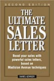 img - for The Ultimate Sales Letter by Kennedy, Daniel (2001) Paperback book / textbook / text book