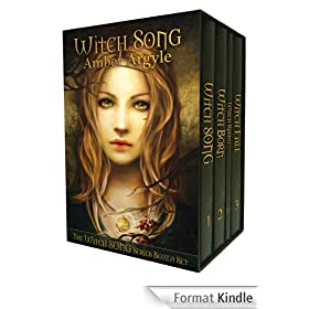 Witch Song Boxed Set (1, 2, 2.5, 3): Witch Song, Witch Born, Witch Rising, & Witch Fall (Witch Song Series) (English Edition)