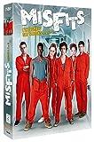 Misfits - L'intégrale des saisons 1, 2 et 3 (dvd)