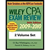 Wiley CPA Examination Review, Set (Wiley CPA Examination Review: Outlines & Study Guides / Problems & Solutions (2v.)) ~ Patrick R. Delaney