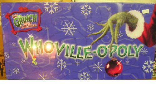 WHOVILLE-OPOLY - Buy WHOVILLE-OPOLY - Purchase WHOVILLE-OPOLY (Late for the Sky, Toys & Games,Categories,Games,Board Games)