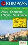 665: Assisi - Camerino - Foligno - M....