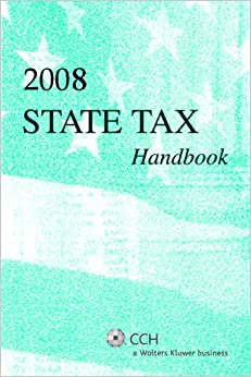 State Tax Handbook (2008) (Guidebook To State Taxes: Pennsylvania)