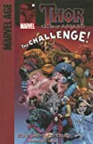 Stan Lee The Challenge! (Marvel Age Thor: Tales of Asgard)