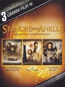 Amazon.com: il signore degli anelli - 3 grandi film (3 dvd) box set