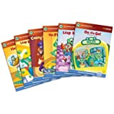 Game / Play Leap Frog Leap Reader Learn To Read, Volume 1 (Works With Tag). Reading, Writing, Learning, Book Toy...