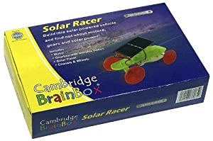 Cambridge Brainbox Solar Racer
