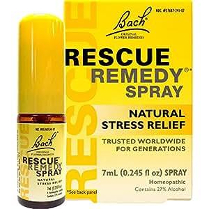 Rescue remedy spray reviews