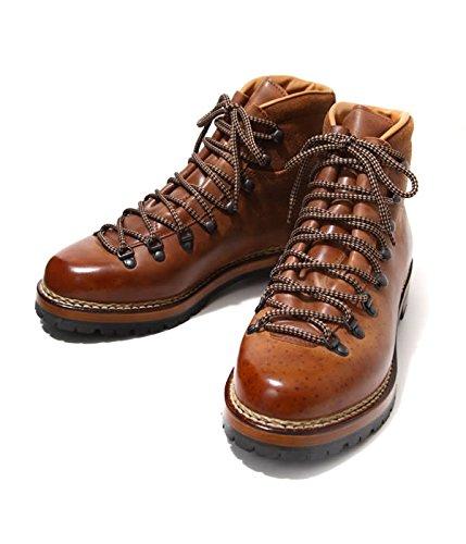 F.lli Giacometti(フラテッリ ジャコメッティ) トレッキングブーツ -Marmolada(ブーツ) 41 ブラウン