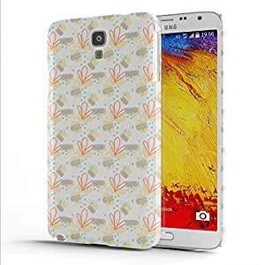 Koveru Designer Protective Back Shell Case Cover for Samsung Galaxy Note 3 Neo - Ladders