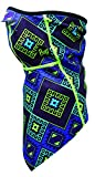 Buff Bandana Pro Buff Multi Functional Headwear - Kadsu, Small/Medium