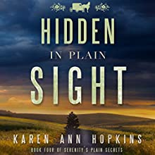 Hidden in Plain Sight Audiobook by Karen Ann Hopkins Narrated by Carly Robins