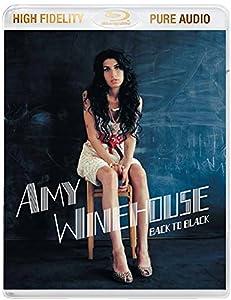 Amy Winehouse - Back To Black(BRD audio) [Blu-ray]