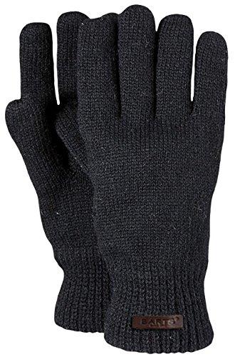 Barts - Haakon Glove, Guanti Uomo, colore nero (schwarz), taglia Taglia unica (Taglia Produttore: One Size)