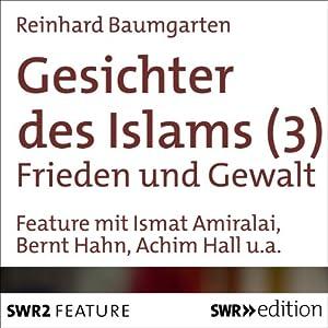 Gesichter des Islams: Frieden und Gewalt Hörbuch
