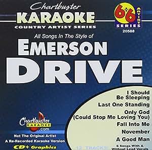 Karaoke Emerson Drive