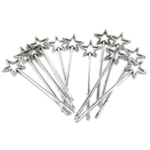 Princess Star Wands : package of 12 [Toy]