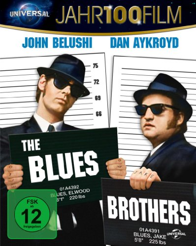 Blues Brothers - Jahr100Film [Blu-ray]