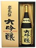 高木酒造 奥飛騨 大吟OD-50 1800ml