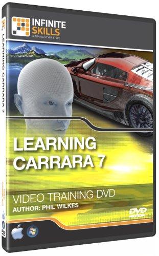 Infinite Skills Carrara 7 Tutorial - Video Training DVD-ROM (PC/Mac)