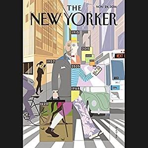 The New Yorker, November 24th 2014 (Steve Coll, Ben McGrath, George Packer) | [Steve Coll, Ben McGrath, George Packer]