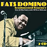 echange, troc Fats Domino - Sentimental Journey : Live At The University Of New Orleans